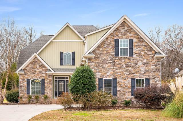 8510 Gracie Mac Ln, Ooltewah, TN 37363 (MLS #1310385) :: The Mark Hite Team