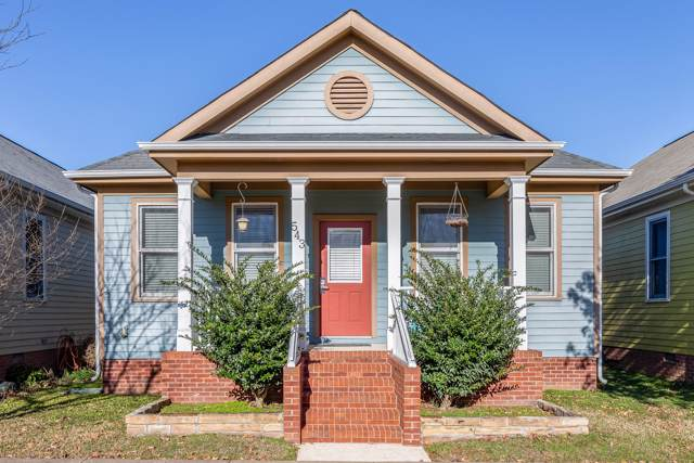 543 E 18th St, Chattanooga, TN 37408 (MLS #1310446) :: Keller Williams Realty | Barry and Diane Evans - The Evans Group