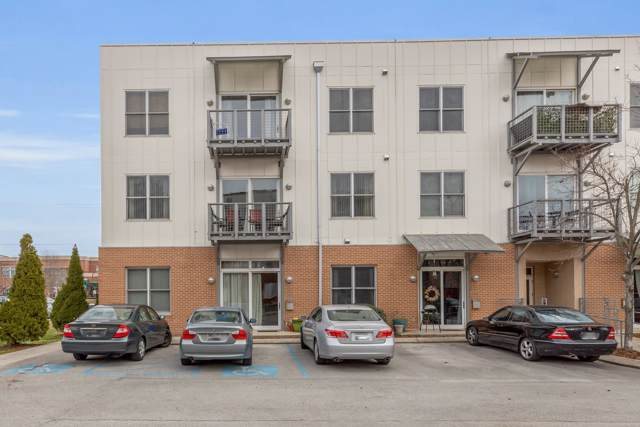 1609 Long St Unit 302, Chattanooga, TN 37408 (MLS #1310449) :: Keller Williams Realty | Barry and Diane Evans - The Evans Group