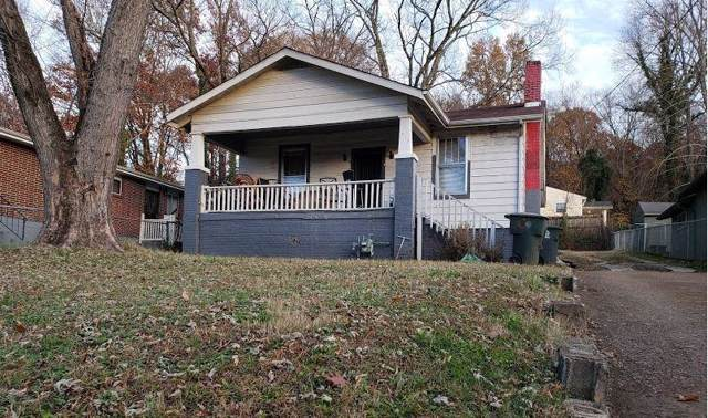 1516 N Chamberlain Ave, Chattanooga, TN 37406 (MLS #1310537) :: The Robinson Team