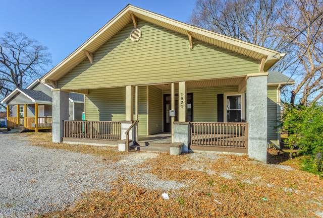 1921 Dodds Ave, Chattanooga, TN 37404 (MLS #1310557) :: The Robinson Team