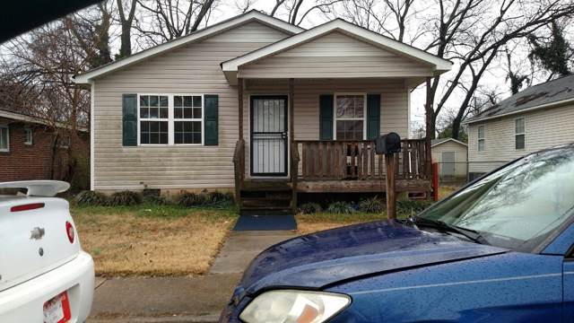 1706 Walker St, Chattanooga, TN 37404 (MLS #1310715) :: Chattanooga Property Shop