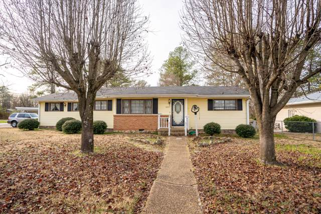 1623 Sunray Dr, Chattanooga, TN 37412 (MLS #1310750) :: The Mark Hite Team