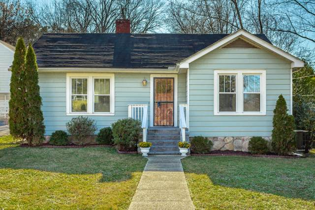 202 Woodrow Ave, Chattanooga, TN 37415 (MLS #1310762) :: Keller Williams Realty | Barry and Diane Evans - The Evans Group