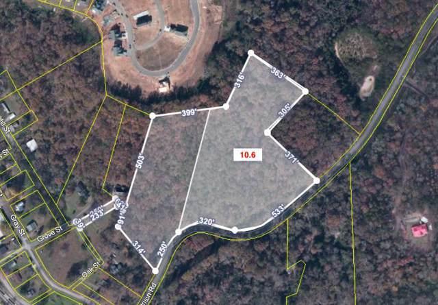 0 Swanson Rd, Ringgold, GA 30736 (MLS #1311302) :: Chattanooga Property Shop