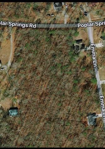 0 Poplar Spring Rd, Trenton, GA 30752 (MLS #1311326) :: Chattanooga Property Shop
