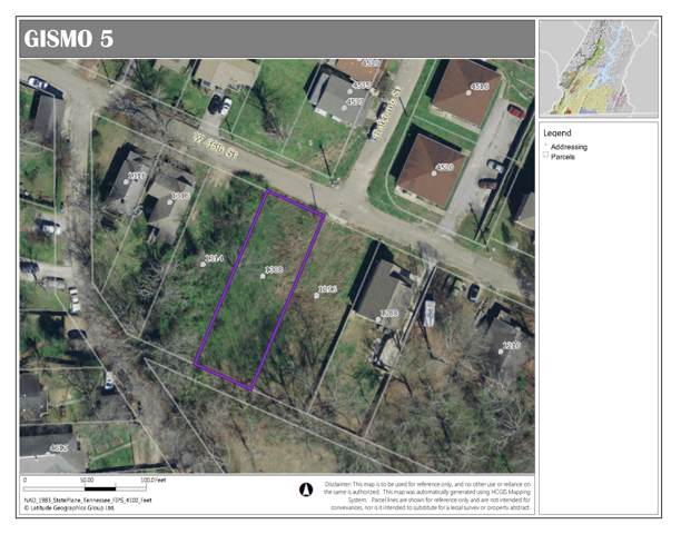 1308 W 46th St Lot 30, Chattanooga, TN 37409 (MLS #1311387) :: Grace Frank Group