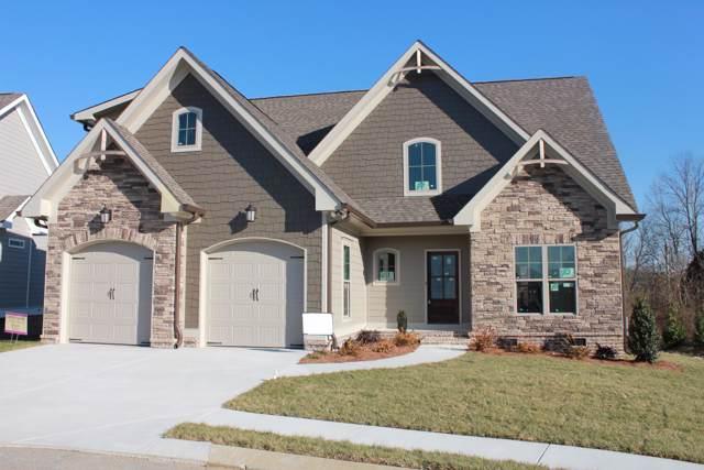 5011 Abigail Ln #40, Chattanooga, TN 37416 (MLS #1311400) :: Chattanooga Property Shop
