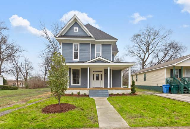 2515 Chamberlain Ave, Chattanooga, TN 37404 (MLS #1311408) :: Austin Sizemore Team