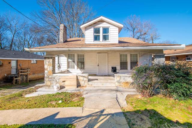 1207 N Chamberlain Ave, Chattanooga, TN 37406 (MLS #1311409) :: Keller Williams Realty | Barry and Diane Evans - The Evans Group