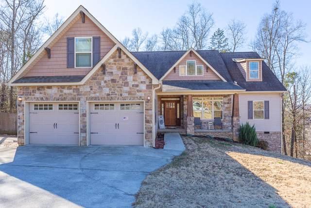 124 Mallard Hill, Ringgold, GA 30736 (MLS #1311539) :: Chattanooga Property Shop