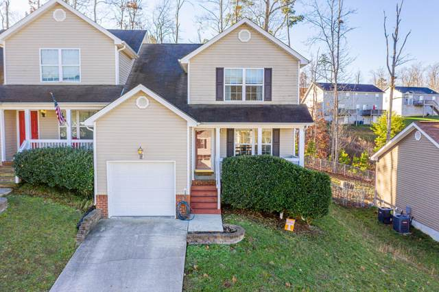 1818 Short Leaf Ln, Soddy Daisy, TN 37379 (MLS #1311662) :: Keller Williams Realty | Barry and Diane Evans - The Evans Group