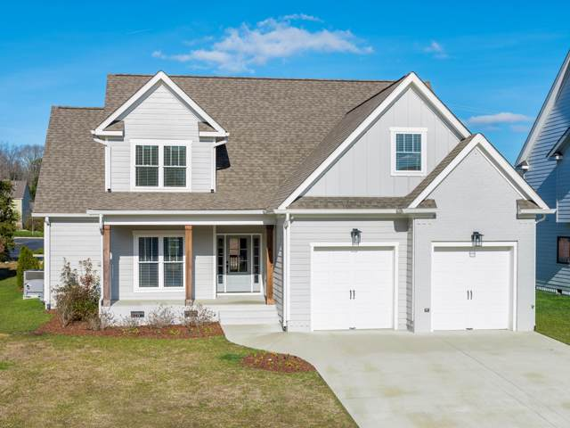 9511 Silver Stone Ln, Ooltewah, TN 37363 (MLS #1311802) :: Keller Williams Realty | Barry and Diane Evans - The Evans Group