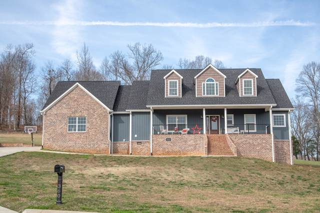 360 Looneys Creek Dr, Whitwell, TN 37397 (MLS #1311828) :: The Mark Hite Team