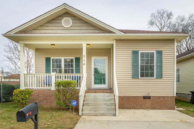 716 N Highland Park Ave, Chattanooga, TN 37404 (MLS #1311830) :: The Robinson Team