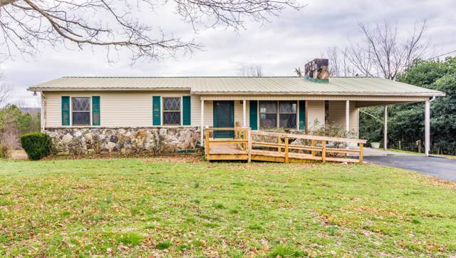 494 Benton Station Rd, Benton, TN 37307 (MLS #1311915) :: Keller Williams Realty | Barry and Diane Evans - The Evans Group