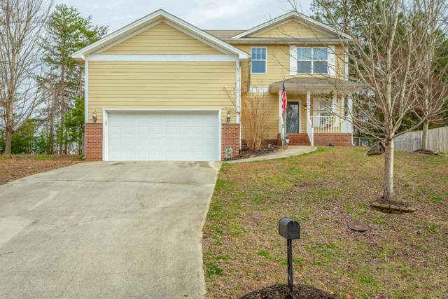 110 SW Silver Maple Cir, Cleveland, TN 37311 (MLS #1311969) :: Keller Williams Realty | Barry and Diane Evans - The Evans Group