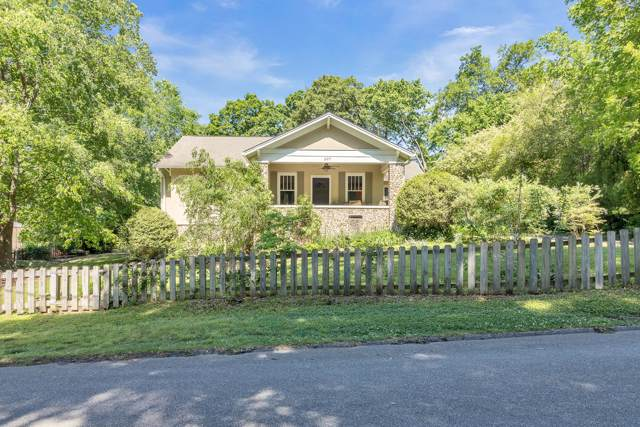 207 Hillcrest Ave, Chattanooga, TN 37411 (MLS #1312049) :: The Robinson Team