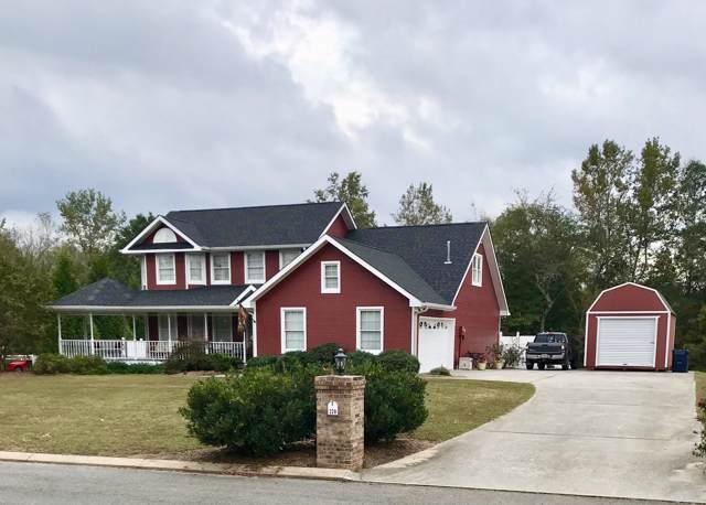 228 E Tennant Cir, Chickamauga, GA 30707 (MLS #1312112) :: Keller Williams Realty | Barry and Diane Evans - The Evans Group