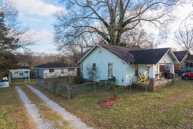 1610 Hickory Valley Rd, Chattanooga, TN 37421 (MLS #1312173) :: The Edrington Team