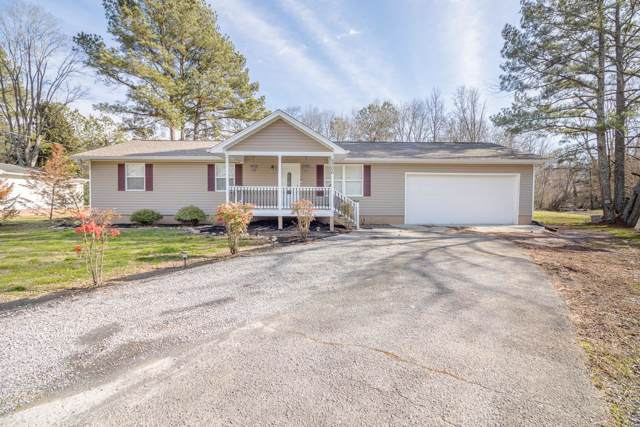 3306 NE Clearwater Dr, Cleveland, TN 37312 (MLS #1312178) :: Keller Williams Realty | Barry and Diane Evans - The Evans Group