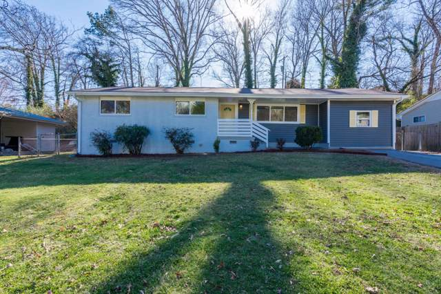 3830 Juandale Dr, Chattanooga, TN 37406 (MLS #1312193) :: Keller Williams Realty | Barry and Diane Evans - The Evans Group