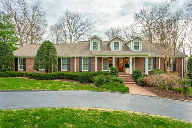 1 Stone Point Ln, Signal Mountain, TN 37377 (MLS #1312213) :: Keller Williams Realty | Barry and Diane Evans - The Evans Group