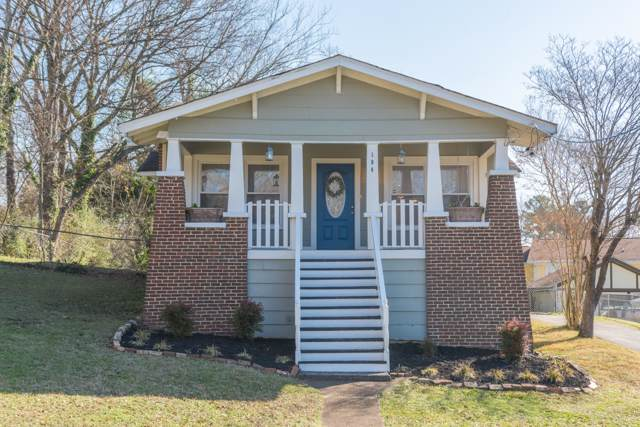 104 Hemphill Ave, Chattanooga, TN 37411 (MLS #1312217) :: Keller Williams Realty | Barry and Diane Evans - The Evans Group