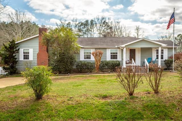 483 Allgood Rd, Flintstone, GA 30725 (MLS #1312228) :: Keller Williams Realty | Barry and Diane Evans - The Evans Group