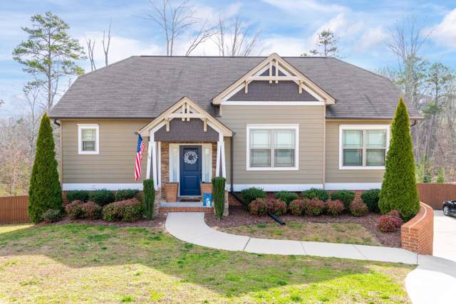 6363 Winlerkorn Ln, Ooltewah, TN 37363 (MLS #1312330) :: Grace Frank Group