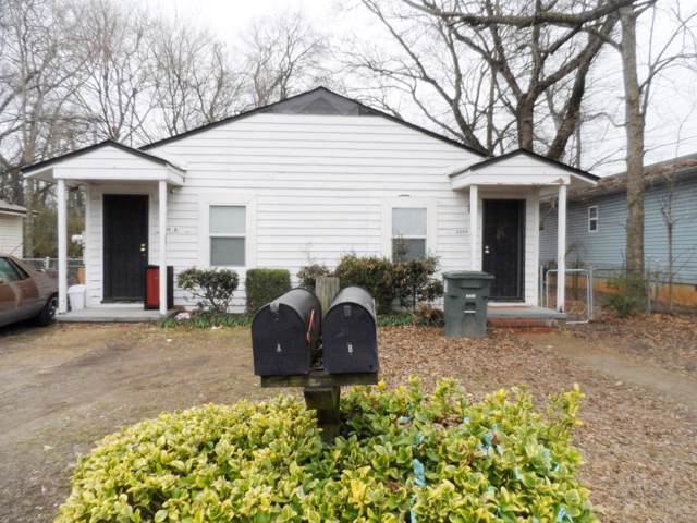 2004 Wilson St, Chattanooga, TN 37406 (MLS #1312334) :: Keller Williams Realty | Barry and Diane Evans - The Evans Group