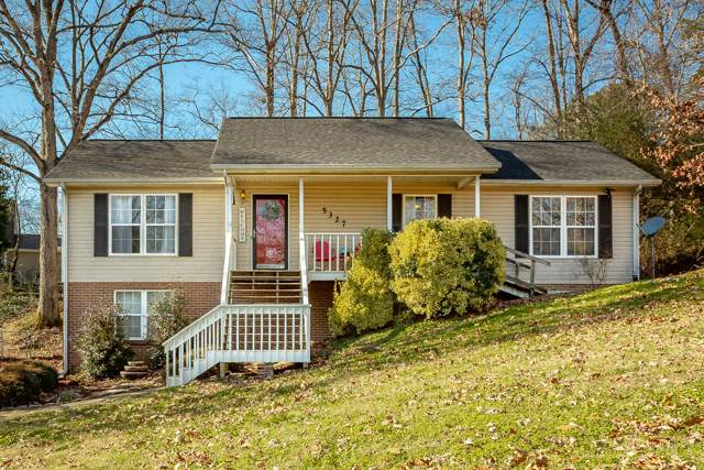 5327 Village Garden Dr, Ooltewah, TN 37363 (MLS #1312340) :: Grace Frank Group