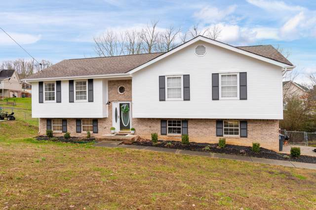 509 Rolling Hills Dr, Ringgold, GA 30736 (MLS #1312375) :: The Edrington Team
