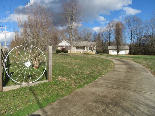 4240 Old Dunlap Rd, Whitwell, TN 37397 (MLS #1312398) :: Grace Frank Group