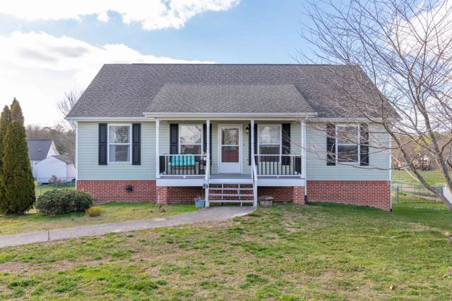 171 Haven Dr, Ringgold, GA 30736 (MLS #1312418) :: Grace Frank Group