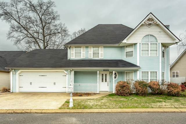 6707 Pollyana Ln, Hixson, TN 37343 (MLS #1312422) :: Keller Williams Realty | Barry and Diane Evans - The Evans Group