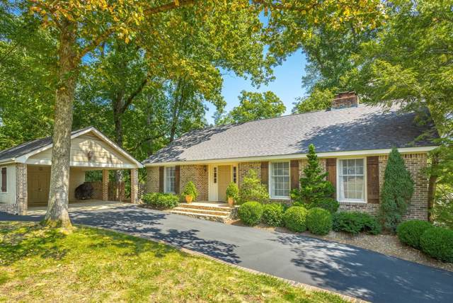 121 S Bragg Ave, Lookout Mountain, TN 37350 (MLS #1312430) :: Grace Frank Group