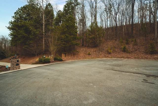 0 Canoe Cove Lot 34, Ringgold, GA 30736 (MLS #1312439) :: Grace Frank Group