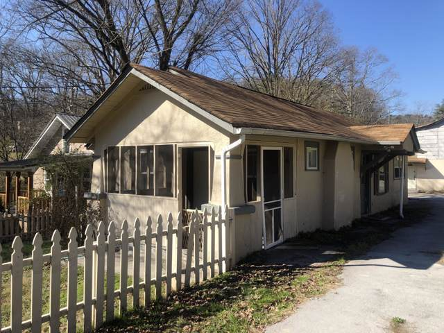 2605 Simpson Ave, Chattanooga, TN 37415 (MLS #1312463) :: Keller Williams Realty | Barry and Diane Evans - The Evans Group