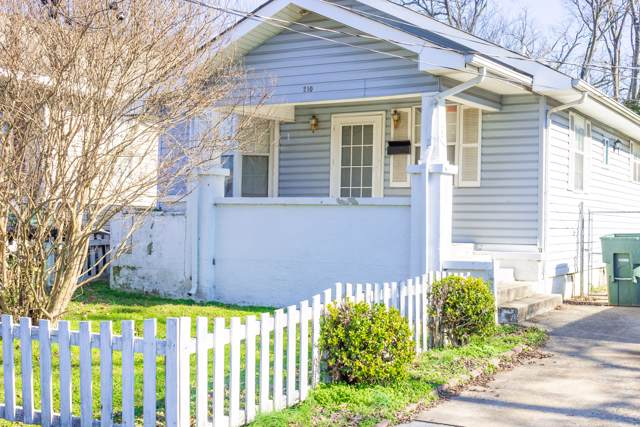 210 N Hickory St, Chattanooga, TN 37404 (MLS #1312512) :: The Robinson Team