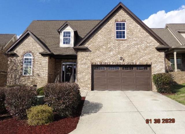 5335 Asher Village Dr, Ooltewah, TN 37363 (MLS #1312603) :: Keller Williams Realty | Barry and Diane Evans - The Evans Group