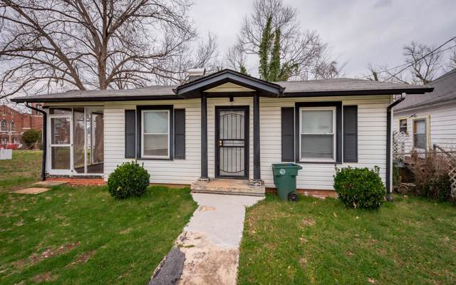 2607 Andrews St, Chattanooga, TN 37406 (MLS #1312757) :: Keller Williams Realty | Barry and Diane Evans - The Evans Group