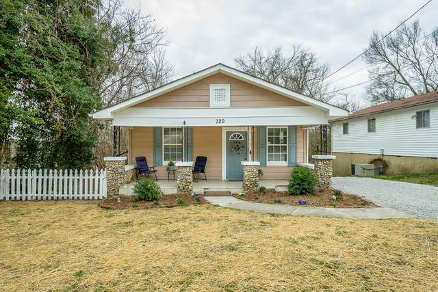 720 Larkin Ave, Chattanooga, TN 37411 (MLS #1312762) :: Chattanooga Property Shop