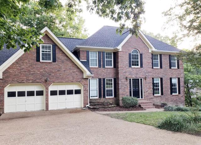 1704 Valley Forge Dr, Hixson, TN 37343 (MLS #1312841) :: Grace Frank Group