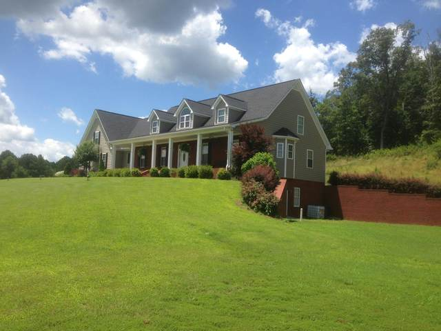 4321 Cleveland Hwy, Cohutta, GA 30710 (MLS #1312933) :: The Robinson Team