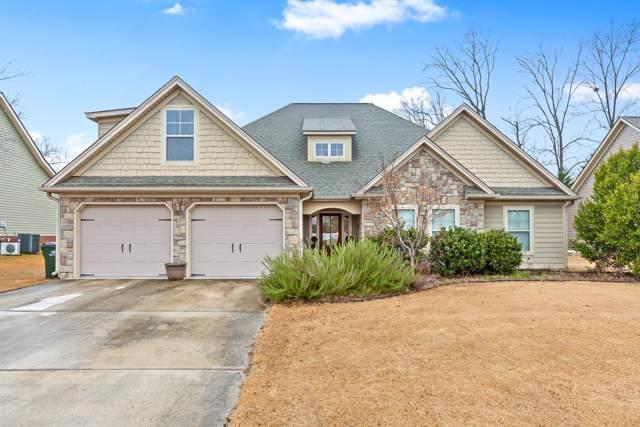 115 Live Oak Rd, Ringgold, GA 30736 (MLS #1312959) :: Grace Frank Group