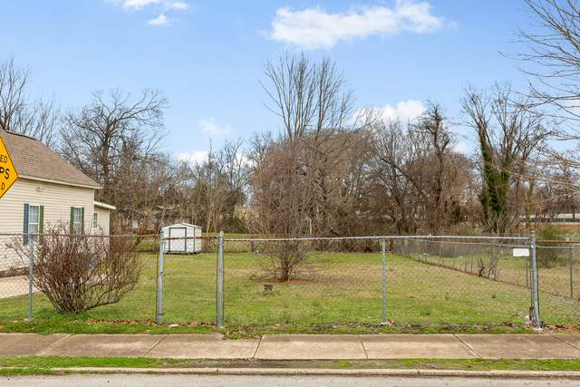1139 E 14th St, Chattanooga, TN 37408 (MLS #1312975) :: The Jooma Team