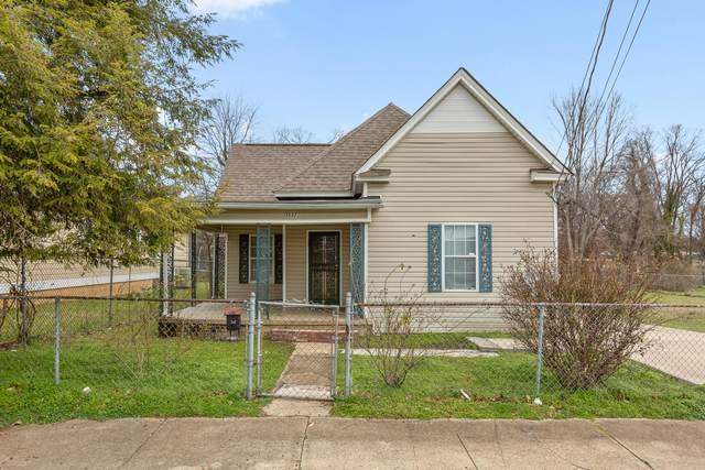 1137 E 14th St, Chattanooga, TN 37408 (MLS #1312978) :: Grace Frank Group