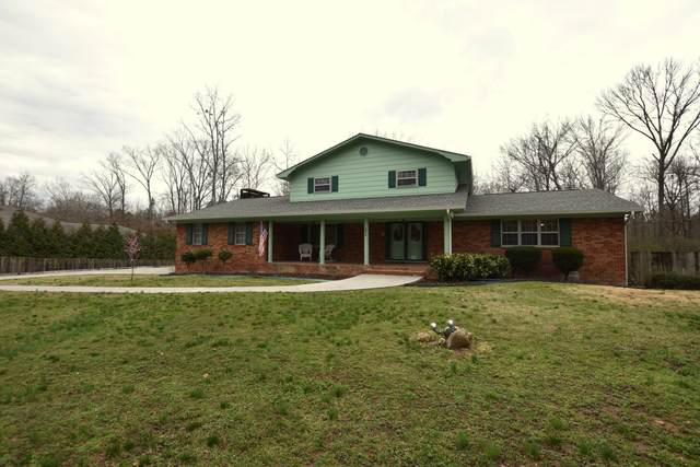 3613 NW Woodcrest Cir Cir, Cleveland, TN 37312 (MLS #1313060) :: Chattanooga Property Shop