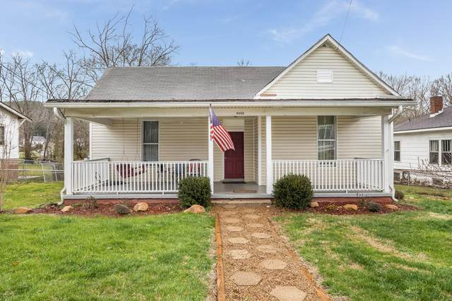 5408 Beulah Ave, Chattanooga, TN 37409 (MLS #1313155) :: Keller Williams Realty | Barry and Diane Evans - The Evans Group